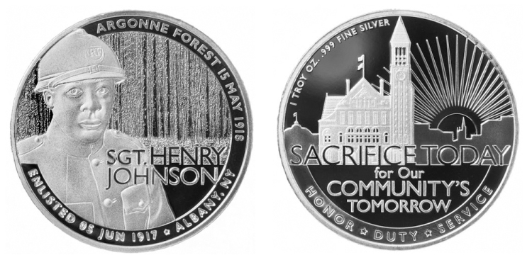 NUMISMATIC ART – Chris Costello
