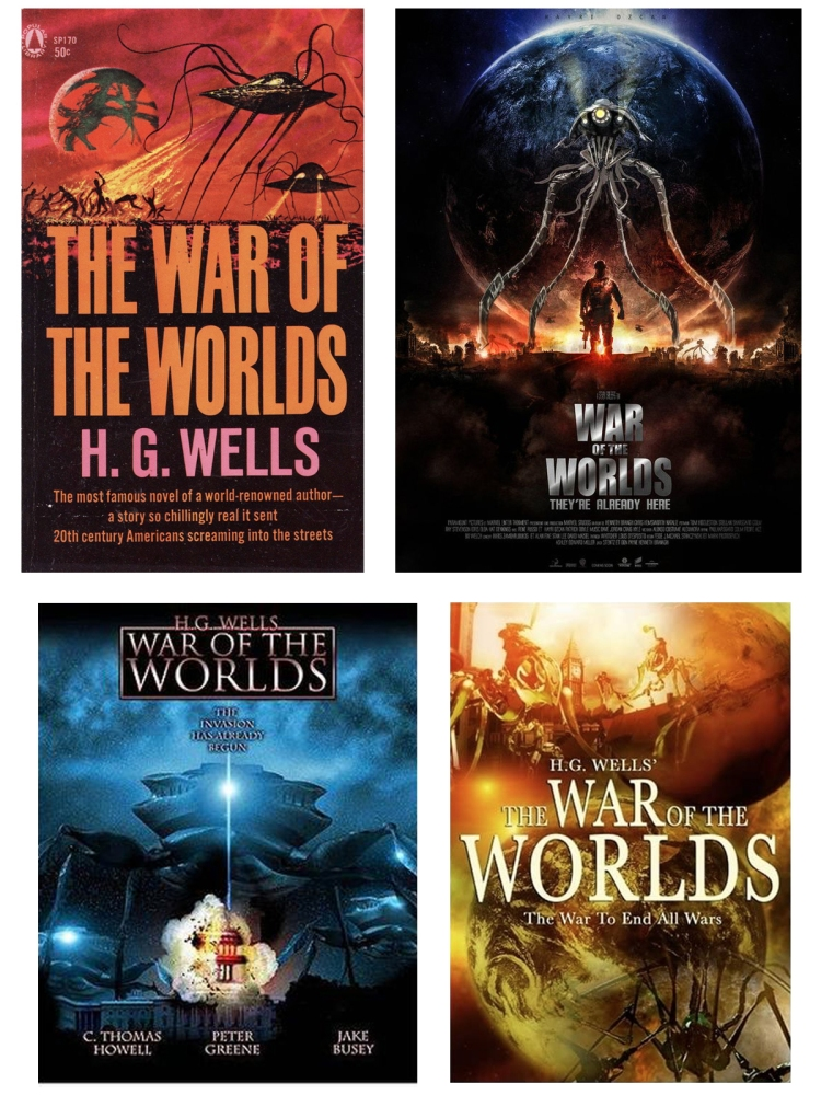 This image has an empty alt attribute; its file name is hgwells-books-2.jpg